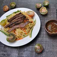 Thai Beef Salad Recipe