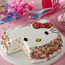 Hello Kitty Slice Out-230