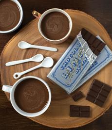 Hot Chocolate From Chocolate Bars