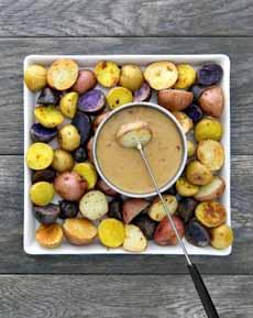 Potato Fondue