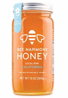 Bee Responsible California Honey