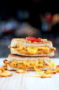 Mac & Cheese Grilled
