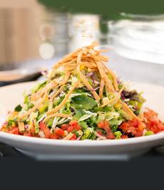 Tortilla Strip Salad