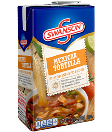 Swanson Mexican Tortilla Broth