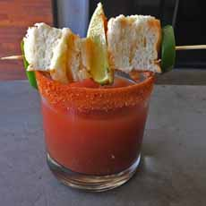 Michelada Grilled Cheese