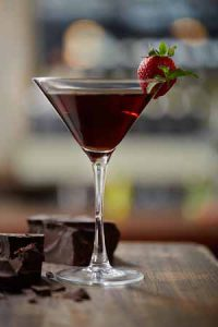 Chocolate Tequila Cocktail