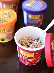 Grab & Go Oatmeal
