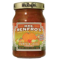 Mrs. Renfro's Pumpkin Salsa