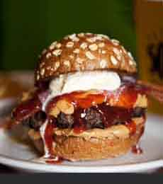 PB&J Burger