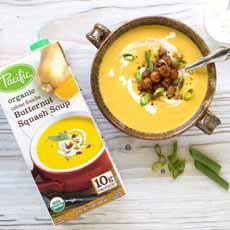 Pacific Organics Creme Fraiche Butternut Squash Soup