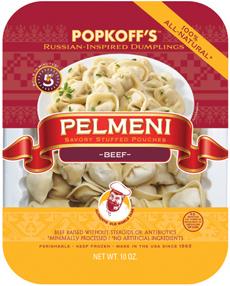 Popkoff's Pelmeni