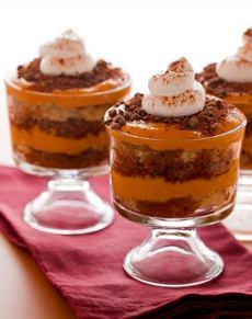 Pumpkin Tiramisu