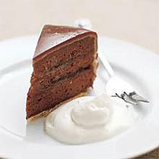 Sacher Torte - Hotel Sacher