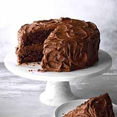 Chocolate Sauerkraut Cake