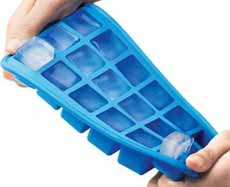 Popping Out Ice Cubes