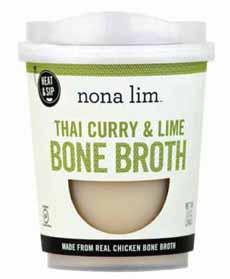 Nona Lim Thai Curry Soup Cup