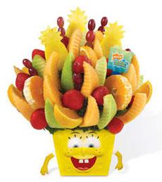 SpongeBob-edible-arrangements