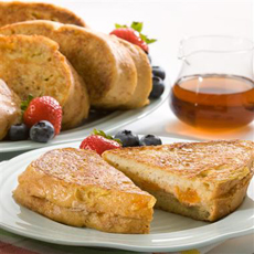 Grilled Cheese French Toast
