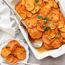 Thai Sweet Potato Recipe