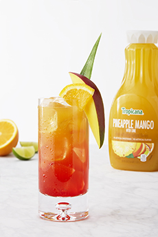 Tropicana Tequila Sunrise