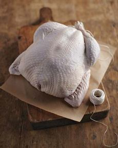 Fresh Brined Turkey