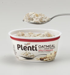 Plenti Oatmeal & Greek Yogurt