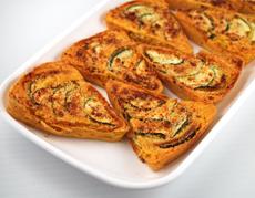 Zucchini Farinata