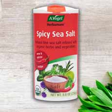 A. Vogel Spicy Sea Salt