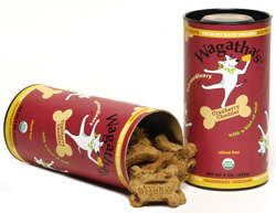 Wagatha's Organic Dog Biscuits