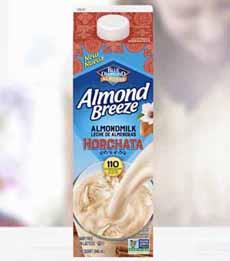 Almond Breeze Horchata