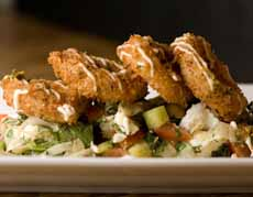 Amanda Cohen Greek Salad