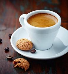 Espresso & Amaretti Cookies