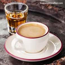 Coffee With Amaretto