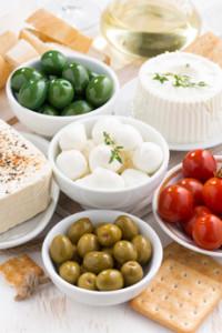 Antipasto Items