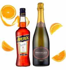 Aperol And Prosecco