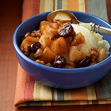 Apple Cherry Compote