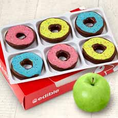 Edible Arrangements Apple Donuts
