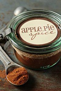 Pie Spice Mix