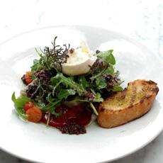 Arugula & Burrata Salad