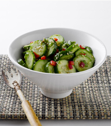 Asian Cucumber Salad Recipe