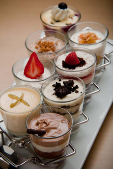Pudding Parfaits