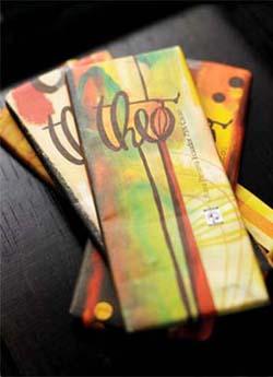 Theo Chocolate Bars