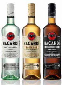 Bacardi Rums