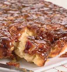 Bacon Maple Sticky Buns