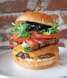 Bacon Jalapeno Burger