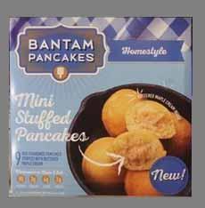 Bantam Pancakes Box
