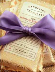 Dandelion Chocolate Bar