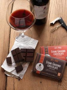 Red Wine & Chocolate