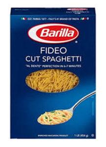Barilla Fideo