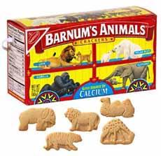 Barnum's Animals Box